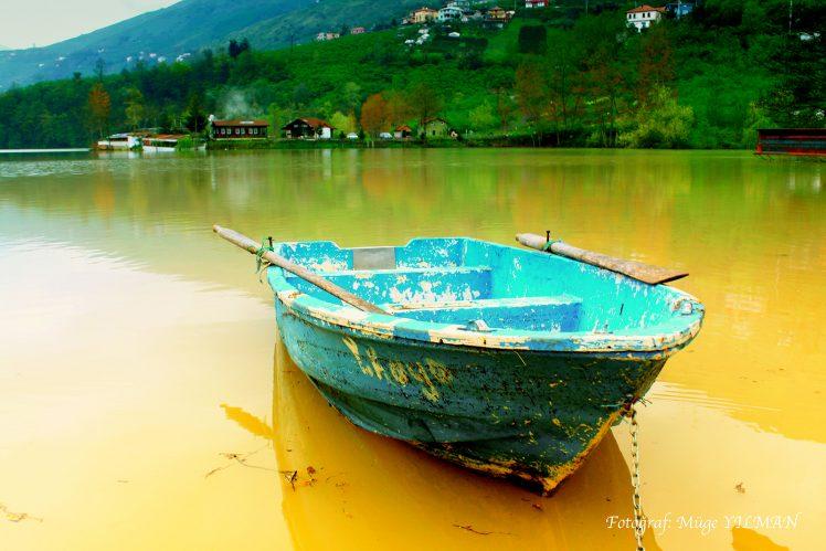 Akçaabat Sera Gölü