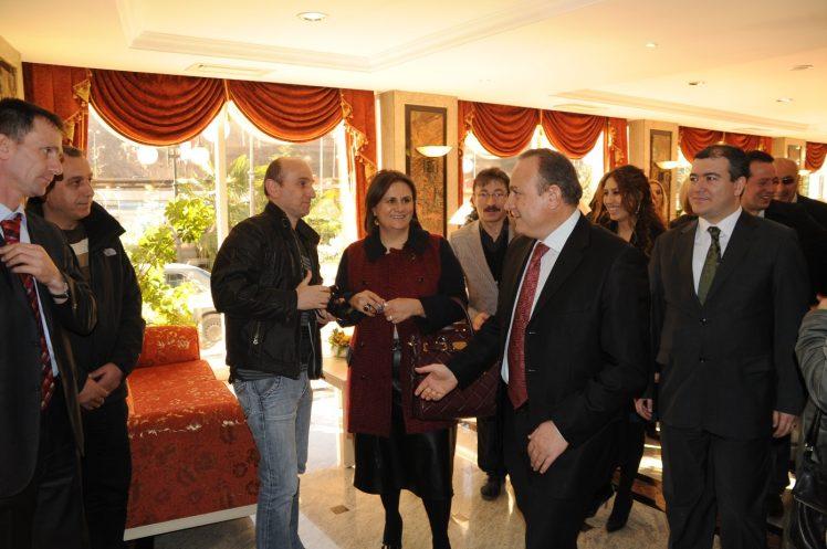 Trabzon Valisi Recep Kızılcık