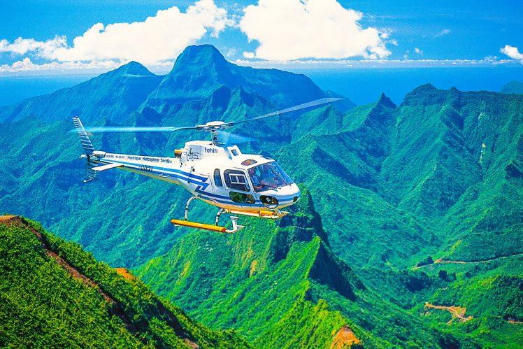 Uzungöl'de Helikopter Turu